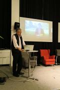 Facundo Vila se dirige a los emprendedores e inversores